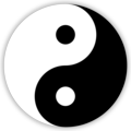 Chine-Yin-Yang